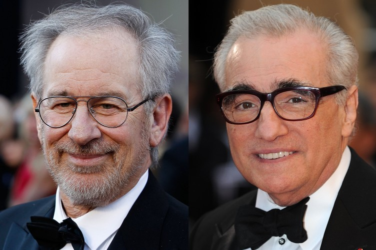 Steven Spielberg and Martin Scorcese: the two famed directors were among the Hollywood figures that conman agent Robin Price claimed to have had connections to.