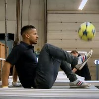 VIDEO: Classic Brazil team Nike ad from '98 is remade in a window factory