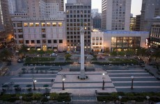 San Fran's Union Square temporarily shut down due to bomb scare