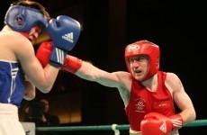 Barnes & McCarthy reach last 16 of World Boxing Championships