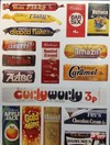 How many of these old Cadbury wrappers do you remember?