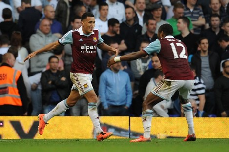 Ravel Morrison: any chance he might score a worldie or two for us?