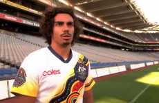 VIDEO: Aussie Rules player baffled by 'lunatics' playing hurling