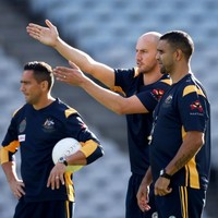 'He has been fantastic' - Aussie coach O'Loughlin on Kennelly's impact