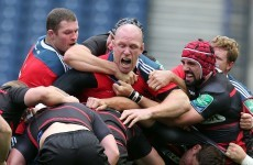 'Munster play best when their backs are to the wall' - David Wallace