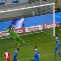 Incredible scenes! Stefan Kiessling scores a crazy ghost goal