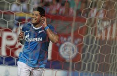 Watch Hulk's brilliant goal against CSKA
