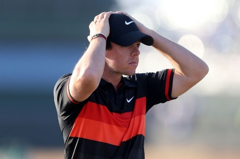 Rory McIlroy had hoped to rediscover his form in Korea.