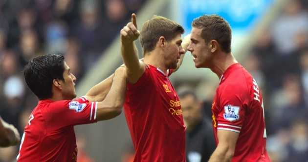 As it happened: Newcastle United v Liverpool, Premier League