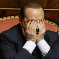 Berlusconi slapped with two-year ban from politics
