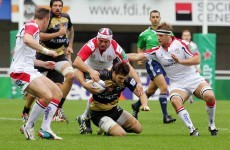 Ulster earn important win away to Montpellier