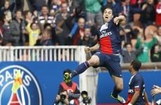 Zlatan Ibrahimovic scored another stunning goal today