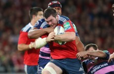 'I was chomping at the bit' - O'Mahony on his man of the match display
