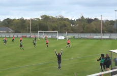 Peamount United star Stephanie Roche scores the best goal you'll see for a long time