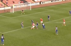 Paddy McCourt scores a typically-brilliant Paddy McCourt goal