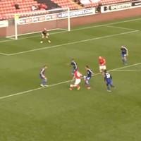 Paddy McCourt scores a typically-brilliant Paddy McCourt goal