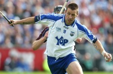 Dan Shanahan to become Waterford selector if Derek McGrath is appointed