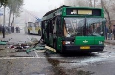 Bomb blast on bus in Russia kills 5 people
