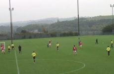 VIDEO: Barnsley U18's match Arsenal with a fantastic team golazo