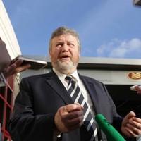 """I think it's a bit rich of Mícheál Martin""- James Reilly resists calls to resign"