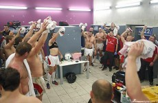 Snapshot: Ulster celebrate their superb win in Montpellier