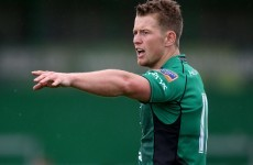 Connacht wing Matt Healy signs new two-year deal