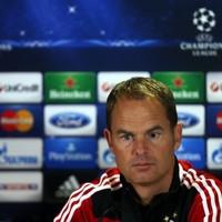 Ajax coach De Boer wary of Samaras threat
