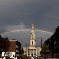Your pics: Over the (double) rainbow