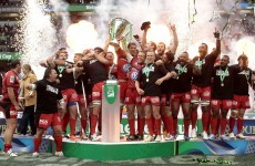 Welsh regions vow their support for Rugby Champions Cup