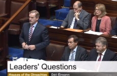 Told to resign, Taoiseach says: 'I've news for you, we will not shirk our responsibility'