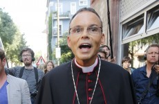 Vatican suspends Germany's 'bling bishop' over ostentatious lifestyle