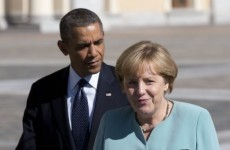 Merkel calls Obama over claims the US is spying on her mobile phone