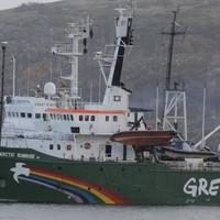 Russia switches Greenpeace activists' charges from piracy to 'hooliganism'