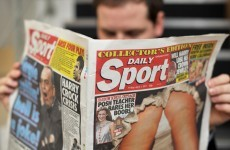 Full time for Sport as smutty publisher enters administration