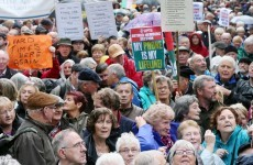 'This is more than dollars and cents': US trade unions bring anti-austerity message to Ireland