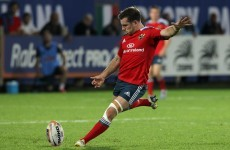 Penney rings Munster changes as Payne retakes Ulster's centre slot