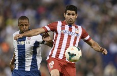 Brazil not willing to let Diego Costa switch allegiance without a fight