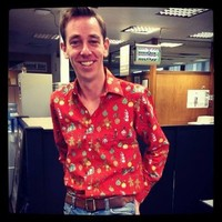 Could Ryan Tubridy get away with a 'Christmas shirt' instead of a jumper?