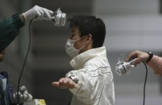 Radioactive water leaks from Japanese nuclear plant