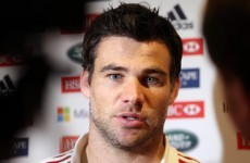 Lions scrum-half Mike Phillips sacked by Bayonne - Report