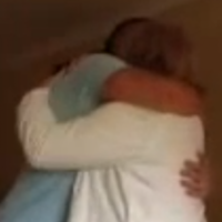 Irish mammy reacts to son's surprise arrival home from Australia