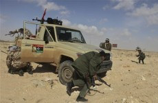 Six civilians killed as Gaddafi forces pound city of Misrata