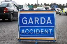 64-year-old man killed crossing Dublin road
