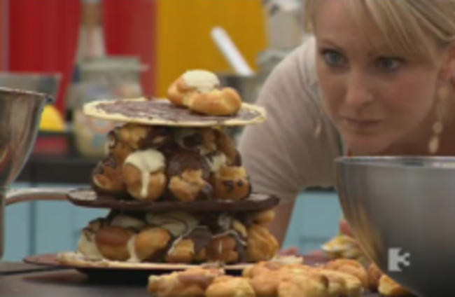 Millfeuille, pastry cream, and dreamy Stephen: It's the GIBO as it happened