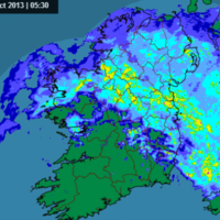 Watch out: Met Eireann issues yellow alert over heavy rain