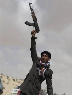 Fighting focuses on strategic Libyan oil town