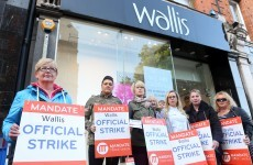 Wallis strike comes to an end after five weeks