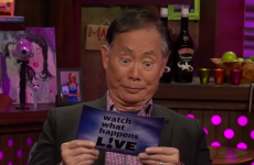 WATCH: George Takei reads Star Trek erotic fan fiction