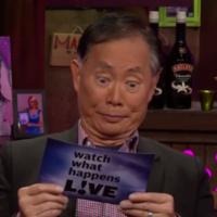 WATCH: George Takei reads Star Trek erotic fan fiction