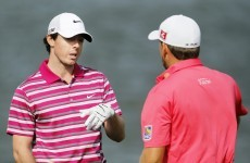 Guthrie four ahead in Shanghai as McIlroy hangs on